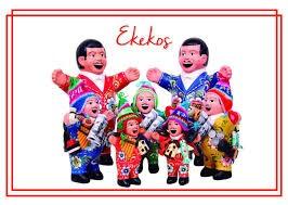 Image result for ekeko dios de la abundancia